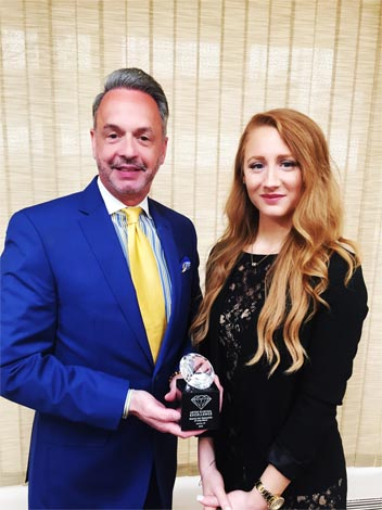 Robotic Hair Restoration Long Island was presented with the ARTAS® Center of Clinical Excellence Award
