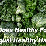 Healthy Food for Healthy Hair by RHRLI