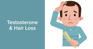 The Connection Between Testosterone and Hair Loss