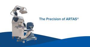 Robotic precision with the ARTAS System.