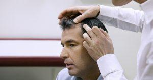 Individual hair transplant consultation