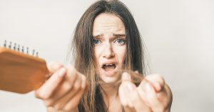 Hair loss in women can be emotionally damaging as well.