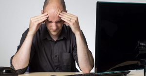 Stress causing you to lose your hair?