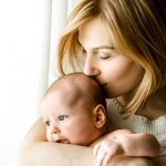 Can childbirth affect hair growth?