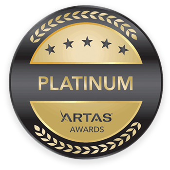 ARTAS® Platinum Award for RHRLI