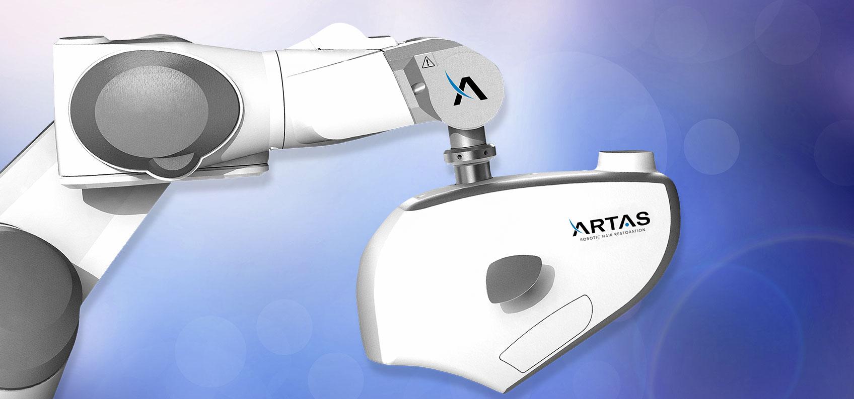 the ARTAS Hair Transplant Robot