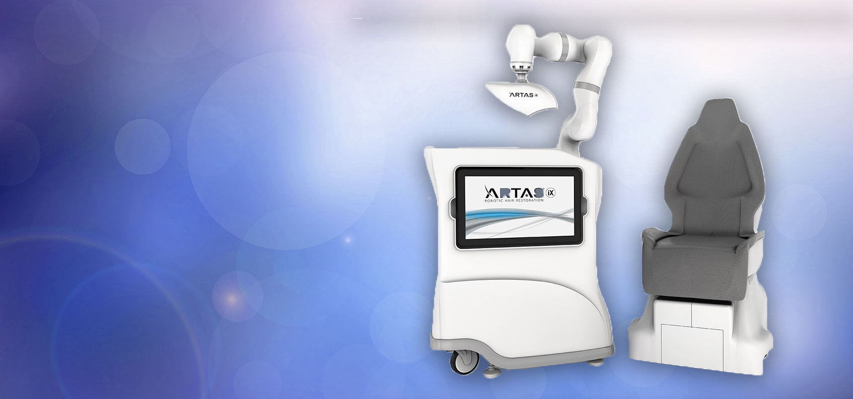 The ARTAS® Robotic Hair Restoration System