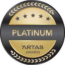 ARTAS Platinum Award