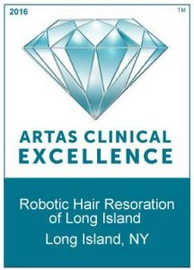ARTAS® Center for Clinical Excellence Award RHRLI