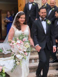 Michael Jr. Wedding Day