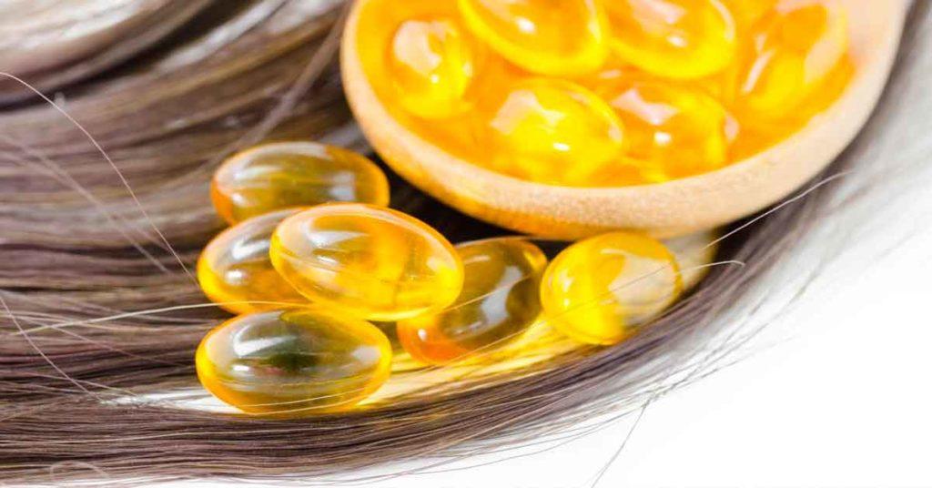 Vitamins and Hair