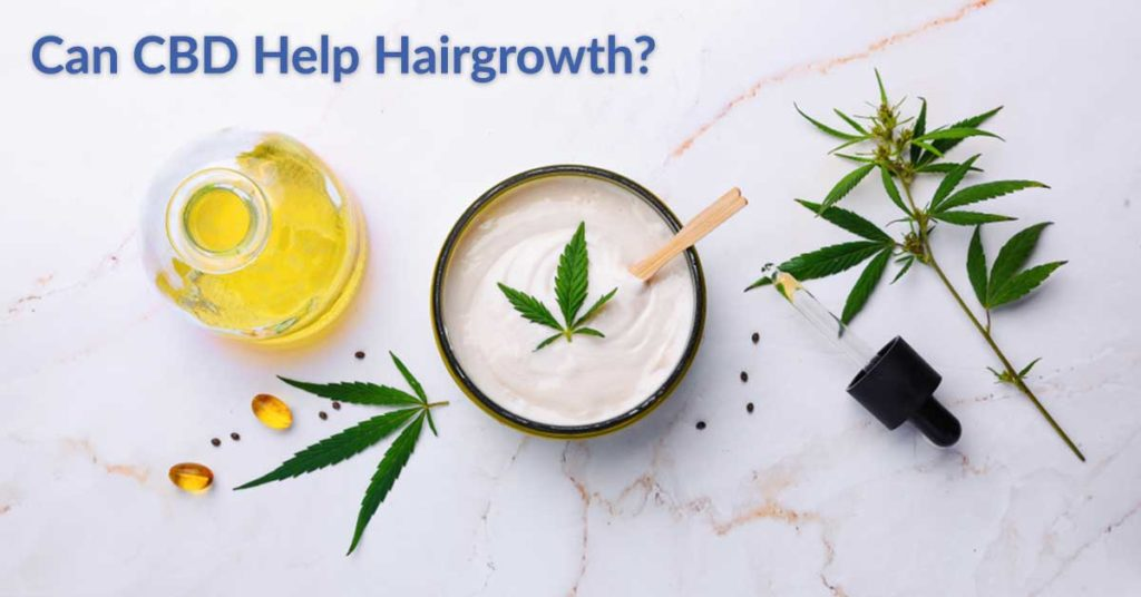 Can CBD Help Hair Growth?