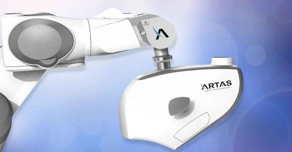 The ARTAS® Hair Restoration Robot