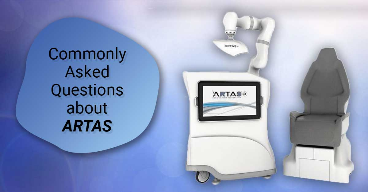 commonly asked questions about ARTAS